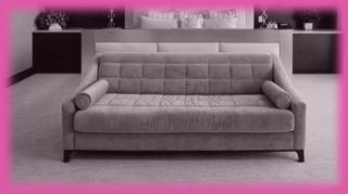 bambus sofa