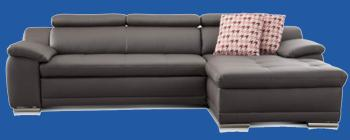 chaiselongue leder
