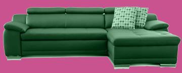 couch braun leder