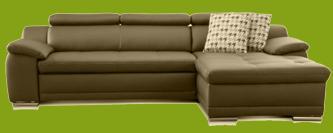 couch leder schwarz