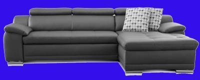 couch leder weiß