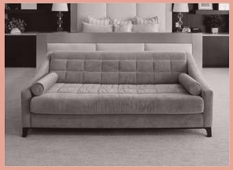 couch mit federkern