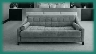 couch mit soundsystem
