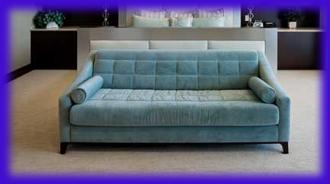 couch weiß grau