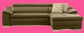 couch weiß leder
