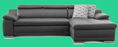 echtleder sofa günstig
