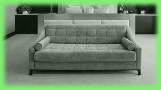 grau weißes sofa