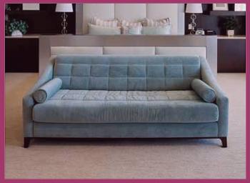 halbrundes sofa