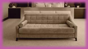 holz sofa