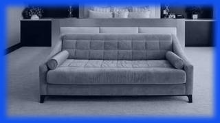 langes sofa