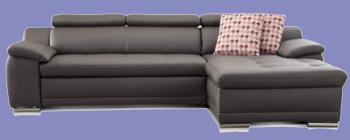 leder schlafcouch