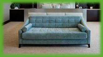 lila sofa
