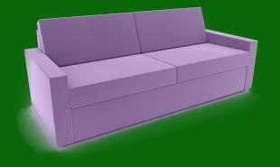 metall sofa