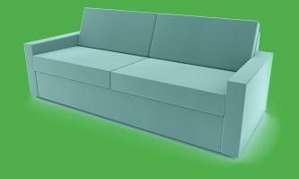 niedriges sofa