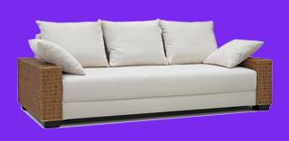 outdoor sofa rattan
