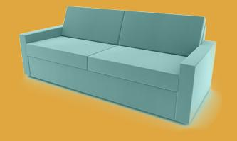 pink couch