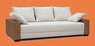rattan sofas für wohnzimmer