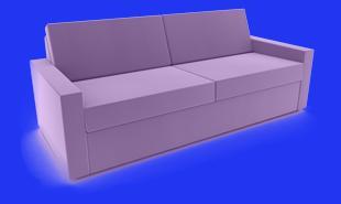 schmales sofa