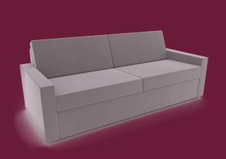schwarze couch