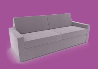 sofa blumenmuster