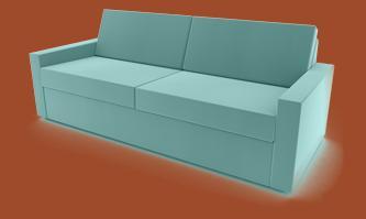 sofa braun