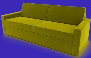 sofa extra tief