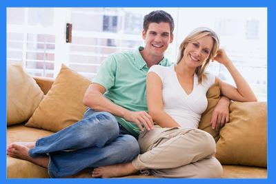 sofa grau 2 sitzer