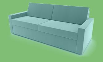 sofa landhausstil holz