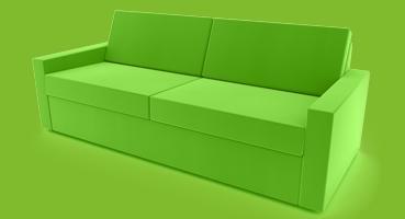 sofa mit hoher lehne