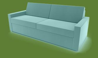 sofa mit led