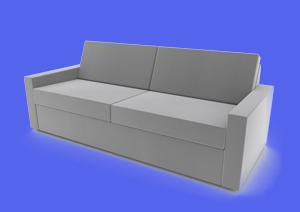 sofa oval