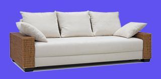 sofa polyrattan