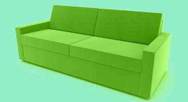 weiße sofas
